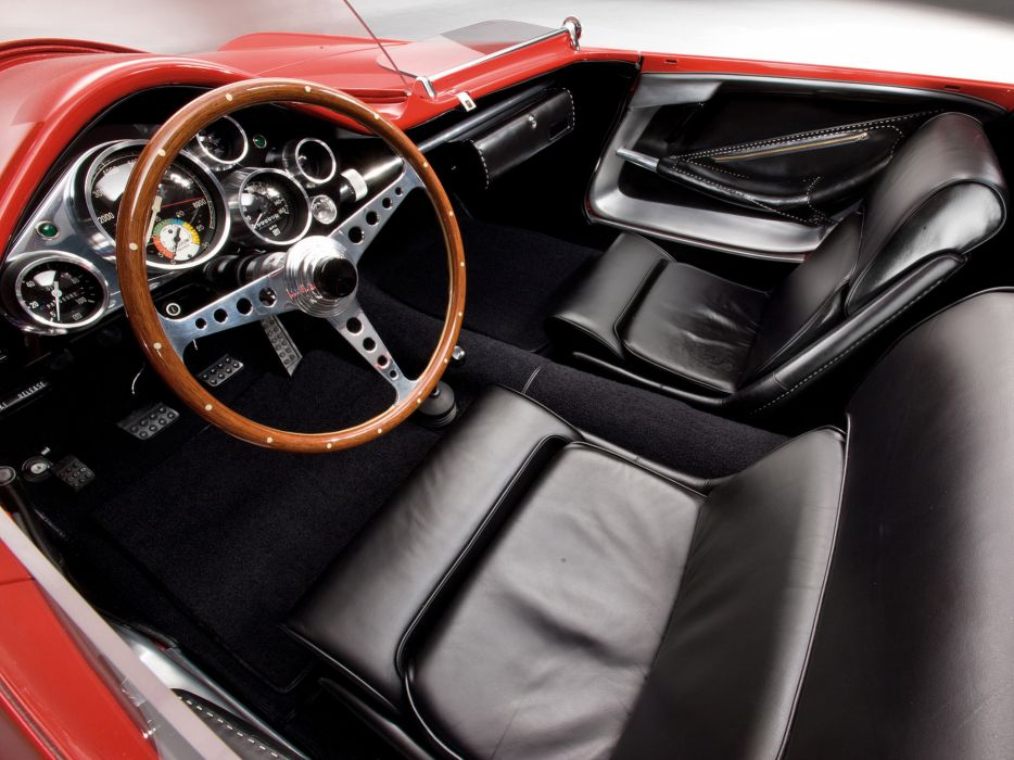 1960 Plymouth XNR Concept muscle classic supercar supercars interior                 r wallpaper