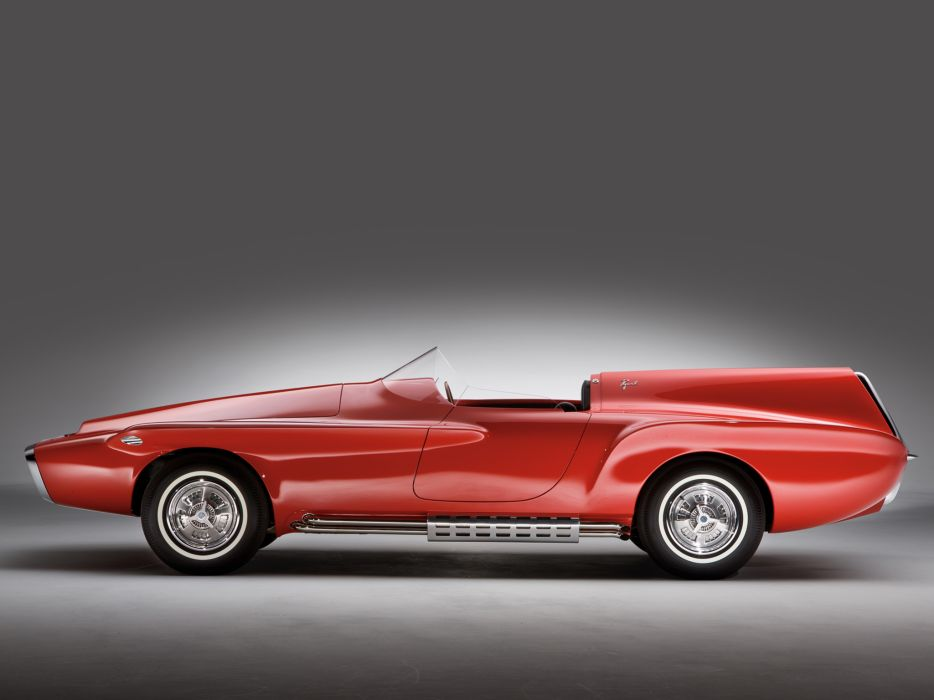 1960 Plymouth XNR Concept muscle classic supercar supercars wallpaper