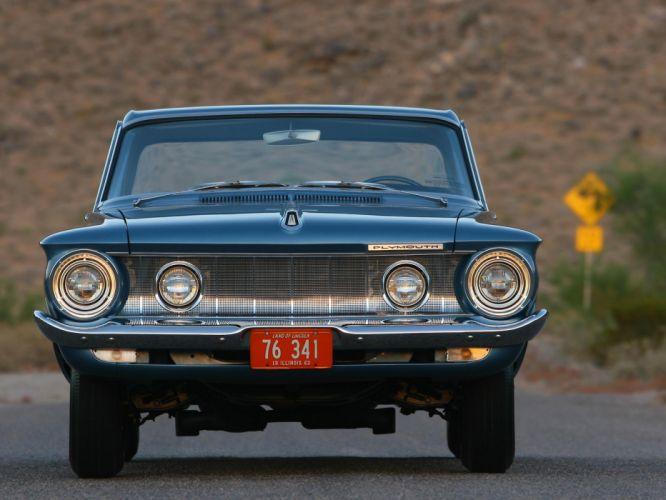 1962 Plymouth Savoy 2-door Sedan classic gs wallpaper