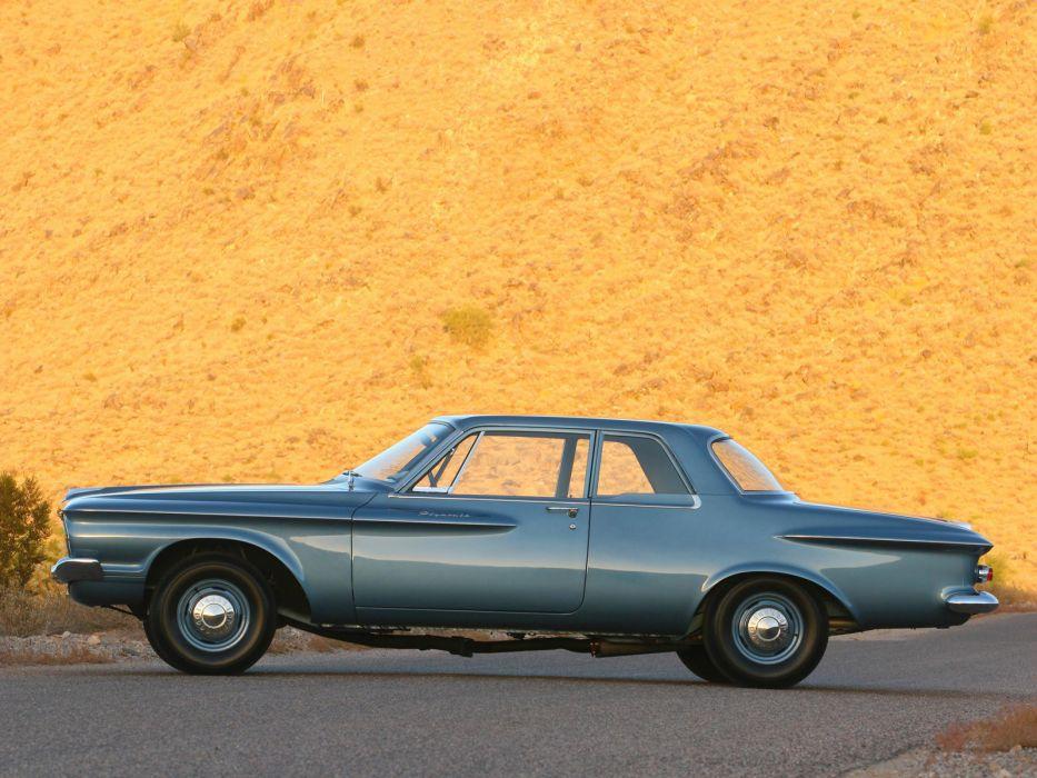1962 Plymouth Savoy 2-door Sedan classic      g wallpaper