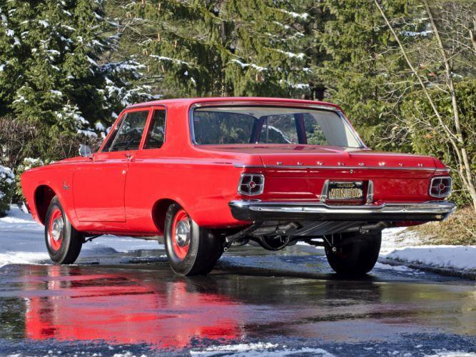 1963 Plymouth Savoy 2-door Sedan classic muscle hot rod rods g wallpaper