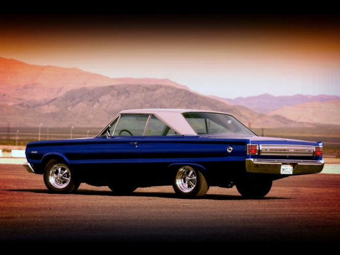1967 Plymouth Satellite classic muscle hot rod rods wallpaper