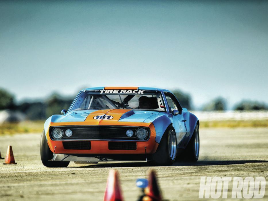 1967 SCCA Chevrolet Camaro classic muscle race racing hot rod rods    f wallpaper