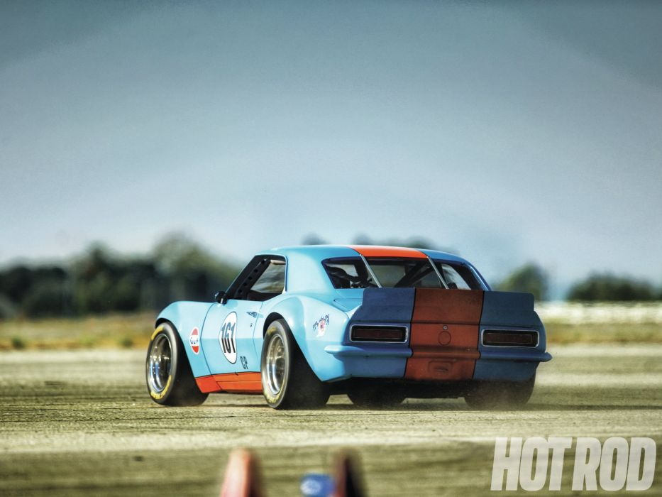 1967 SCCA Chevrolet Camaro classic muscle race racing hot rod rods wallpaper