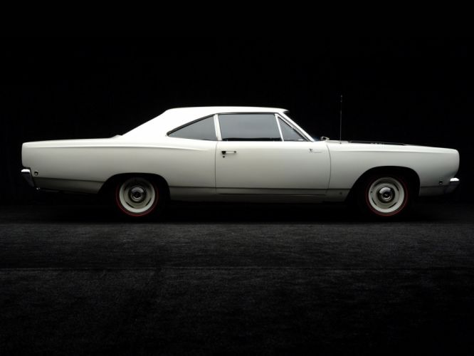 1968 Plymouth Road Runner classic muscle f wallpaper
