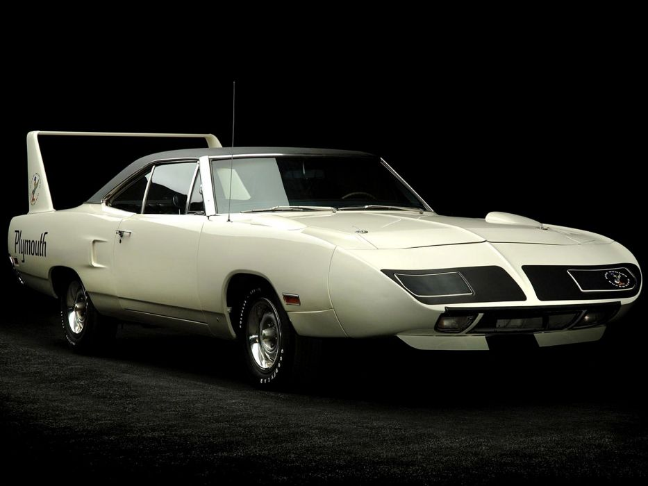 1970 Plymouth Superbird classic muscle wallpaper