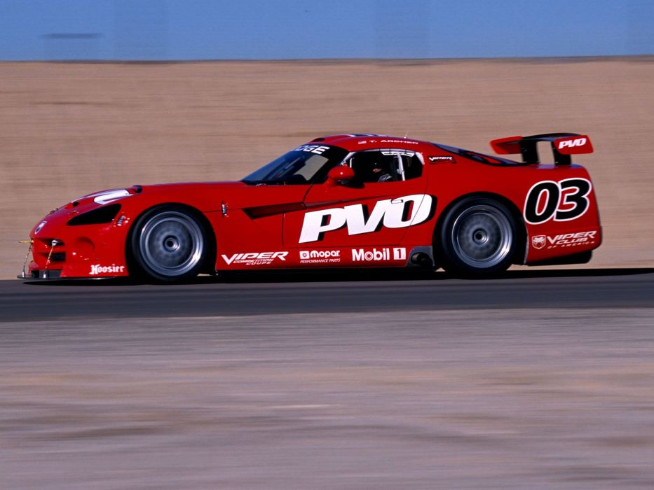 2003 Dodge Viper Competition Coupe supercar supercars muscle