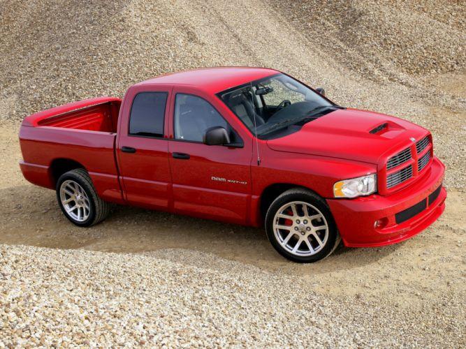 2004 Dodge Ram SRT-10 truck muscle h wallpaper