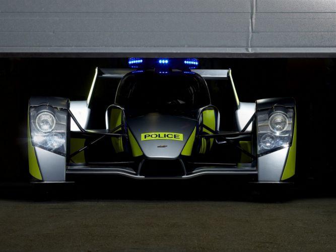 2007 Caparo T1 Police supercar supercars h wallpaper