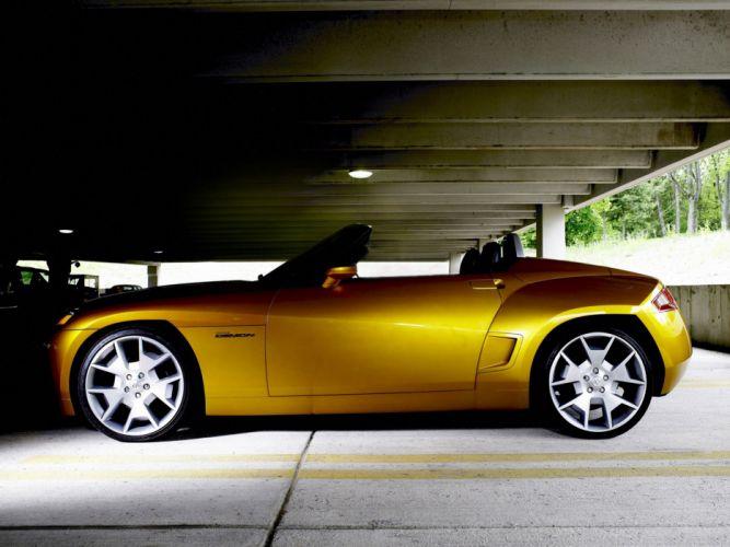 2007 Dodge Demon Roadster Concept sportcar f wallpaper