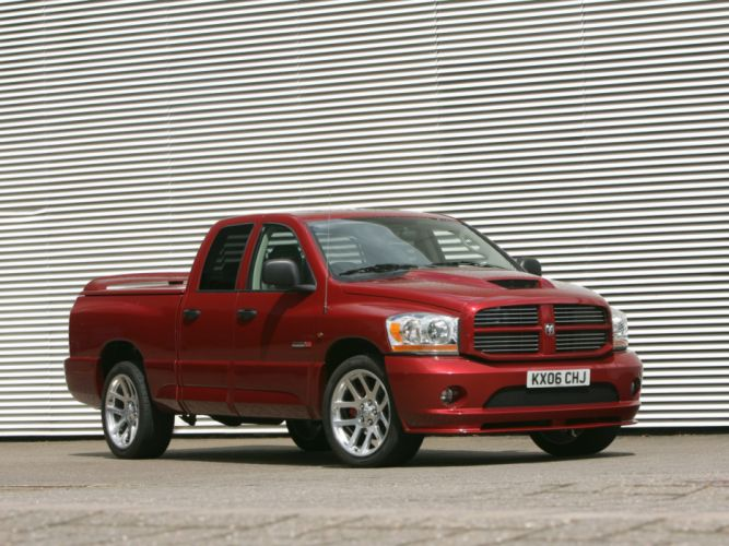 2007 Dodge Ram SRT-10 truck muscle f wallpaper