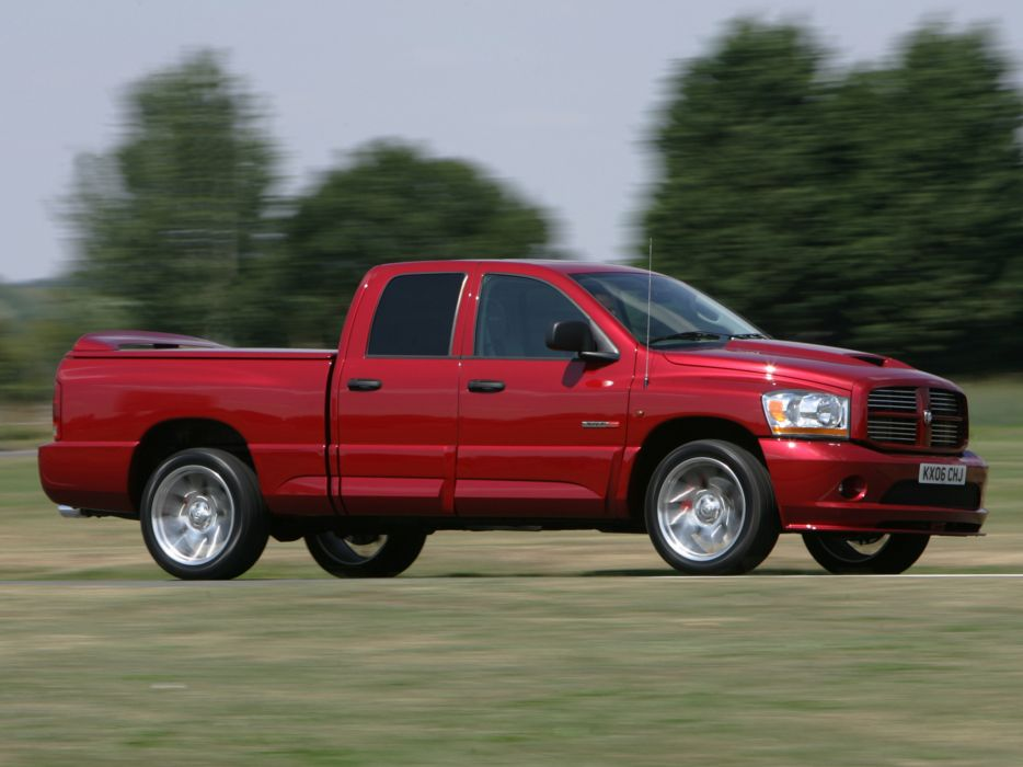2007 Dodge Ram SRT-10 truck muscle   fs wallpaper