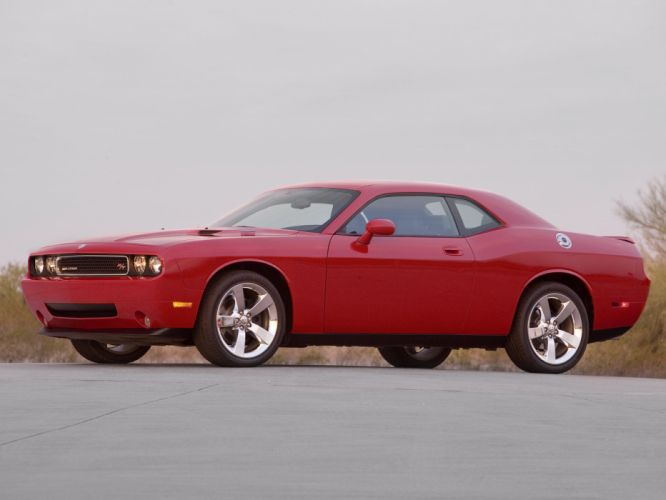 2008 Dodge Challenger R-T muscle g wallpaper