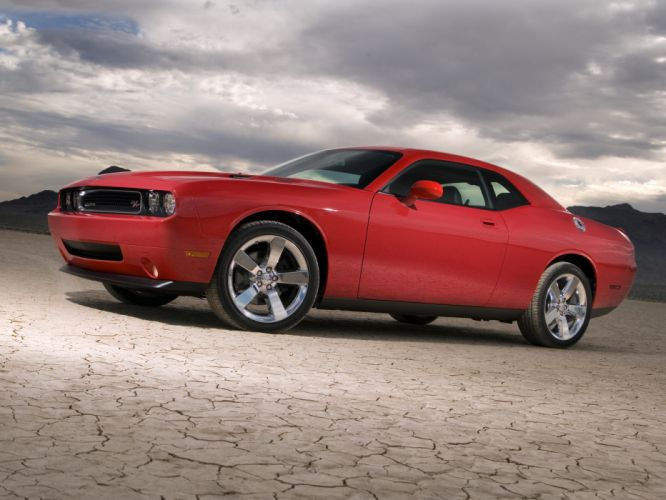 2008 Dodge Challenger R-T muscle h wallpaper