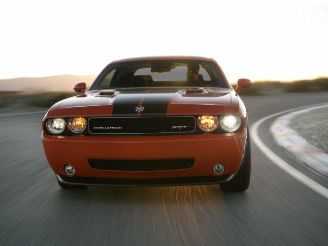 2008 Dodge Challenger SRT-8 muscle f wallpaper