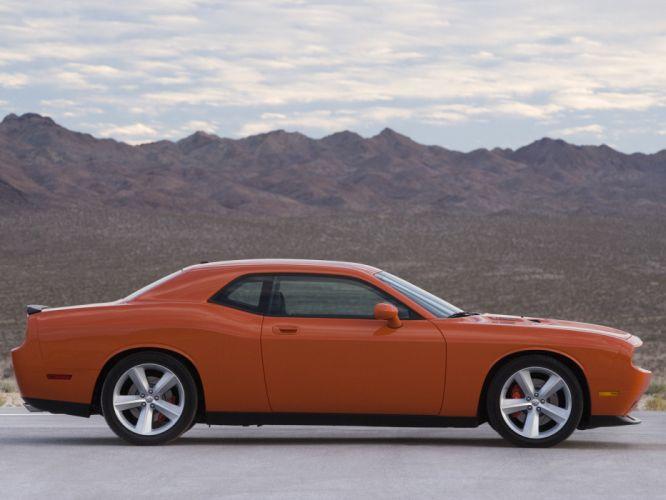 2008 Dodge Challenger SRT-8 muscle fs wallpaper