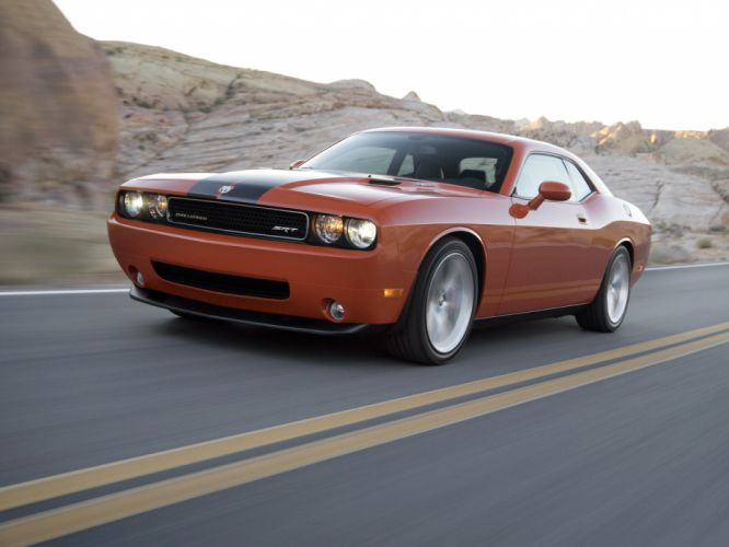 2008 Dodge Challenger SRT-8 muscle j wallpaper