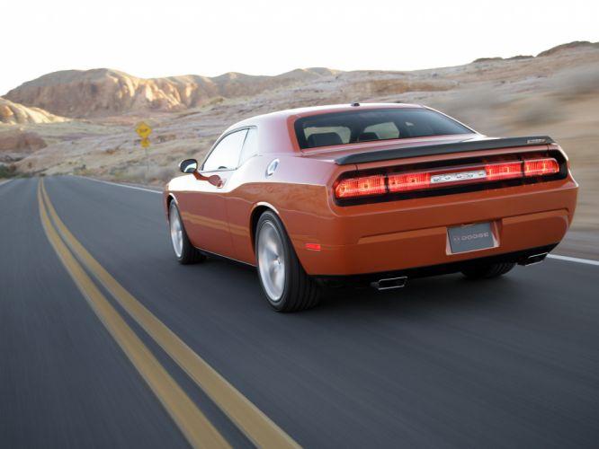 2008 Dodge Challenger SRT-8 muscle c wallpaper