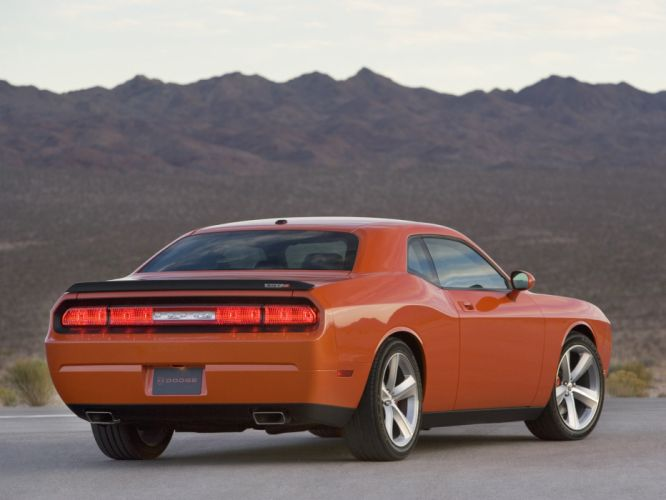 2008 Dodge Challenger SRT-8 muscle g wallpaper