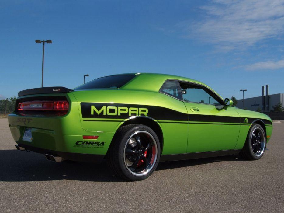 2008 Dodge Challenger Targa Mopar Concept muscle supercar supercars  f wallpaper
