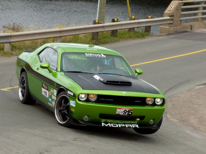 2008 Dodge Challenger Targa Mopar Concept muscle supercar supercars race racing g wallpaper