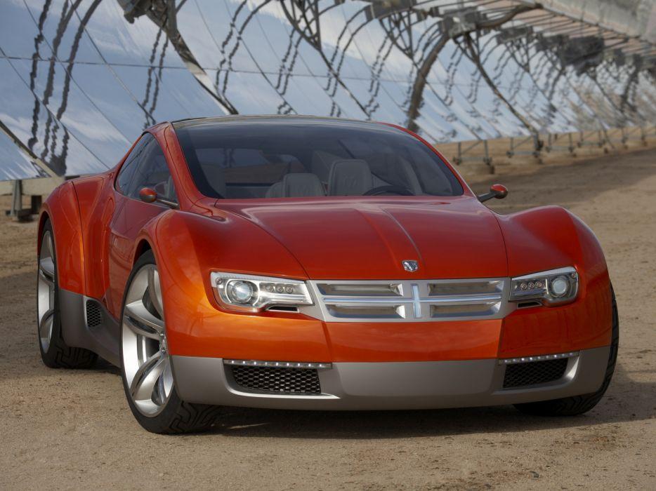 2008 Dodge ZEO Concept supercar supercars wallpaper