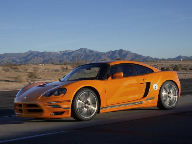 2009 Dodge Circuit E-V Concept supercar supercars d wallpaper