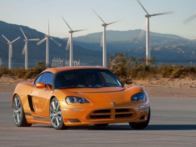 2009 Dodge Circuit E-V Concept supercar supercars f wallpaper