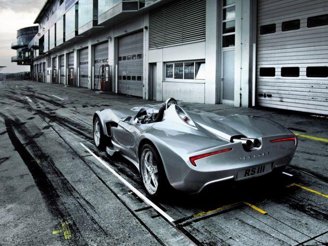 2009 VerMot Veritas RS III supercar supercars h wallpaper