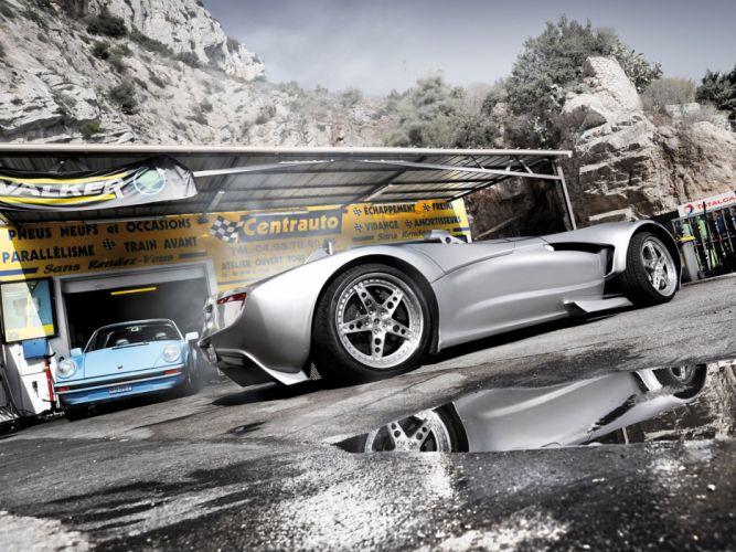 2009 VerMot Veritas RS III supercar supercars f wallpaper