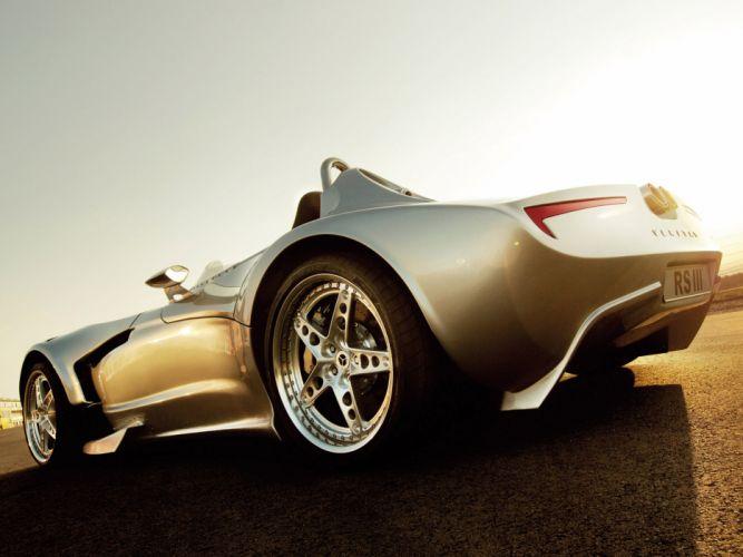 2009 VerMot Veritas RS III supercar supercars wheel wheels wallpaper