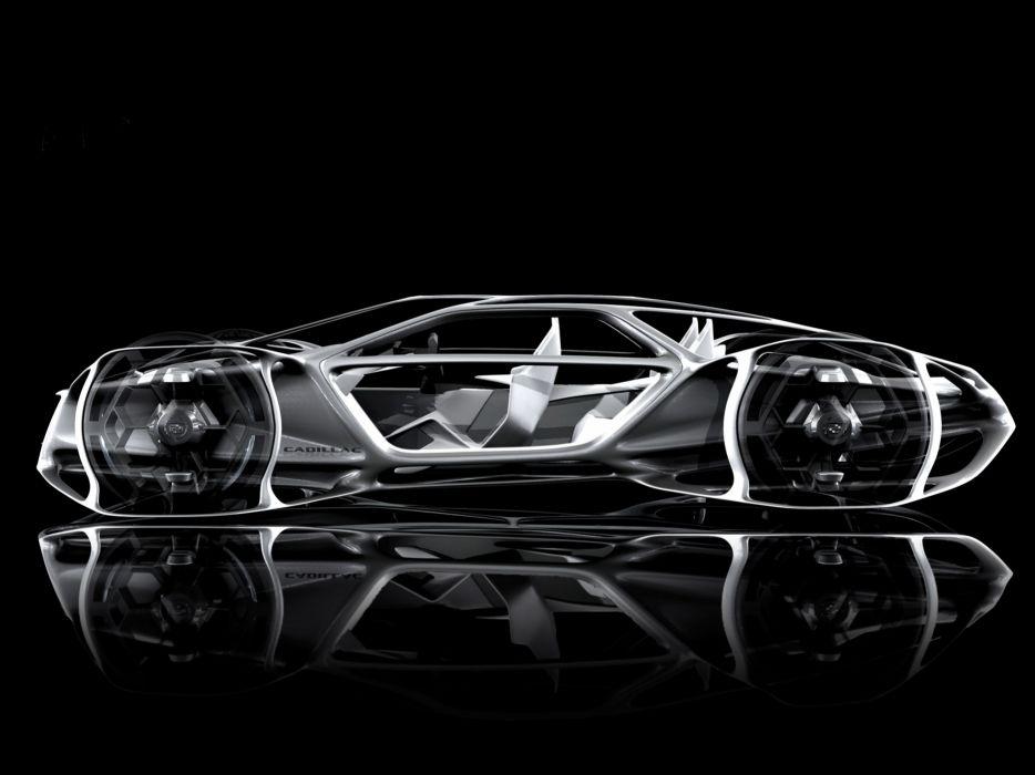 2010 Cadillac Aera Concept supercar supercars  h wallpaper
