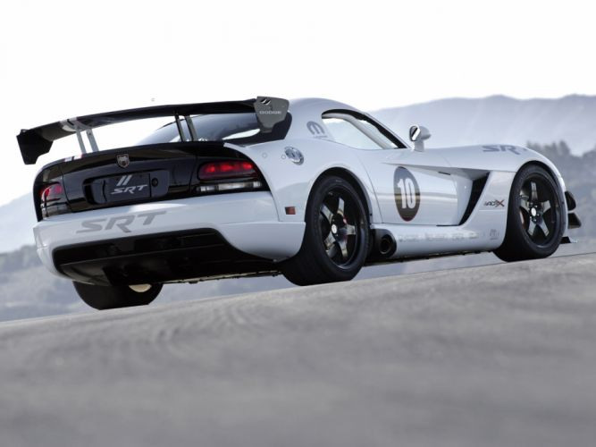 2010 Dodge Viper SRT-10 ACR-X supercar supercars muscle f wallpaper