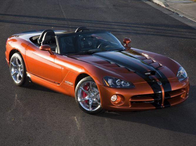 2010 Dodge Viper SRT-10 muscle supercar supercars f wallpaper