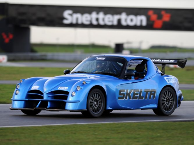 2010 Skelta G-Force Coupe supercar supercars race racing wallpaper
