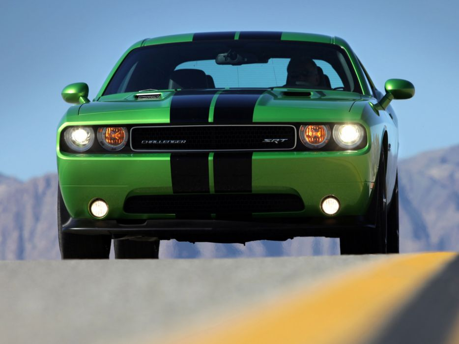 2011 Dodge Challenger SRT8 392 muscle     s wallpaper