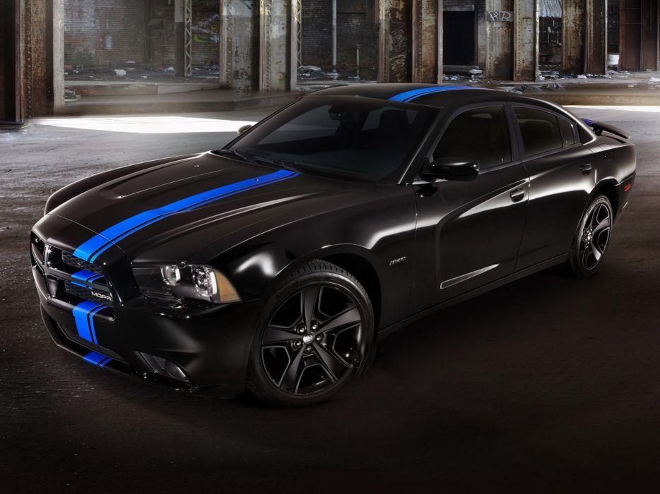 2011 Dodge Charger Mopar muscle wallpaper