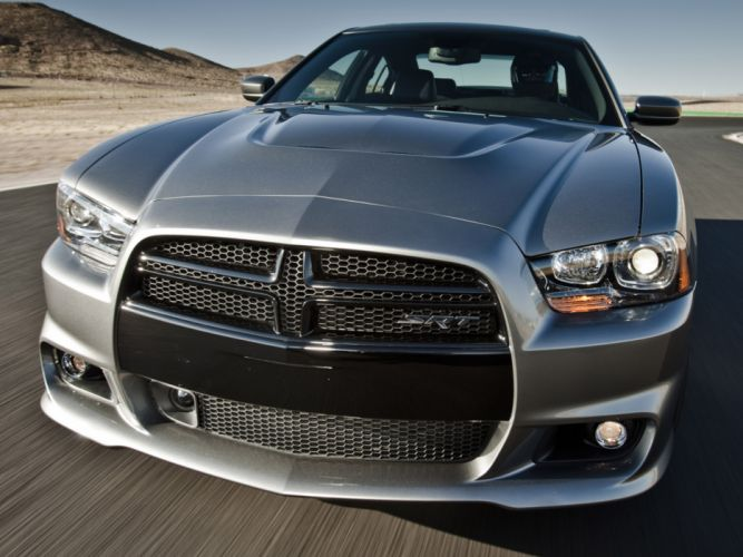 2011 Dodge Charger SRT8 muscle d wallpaper