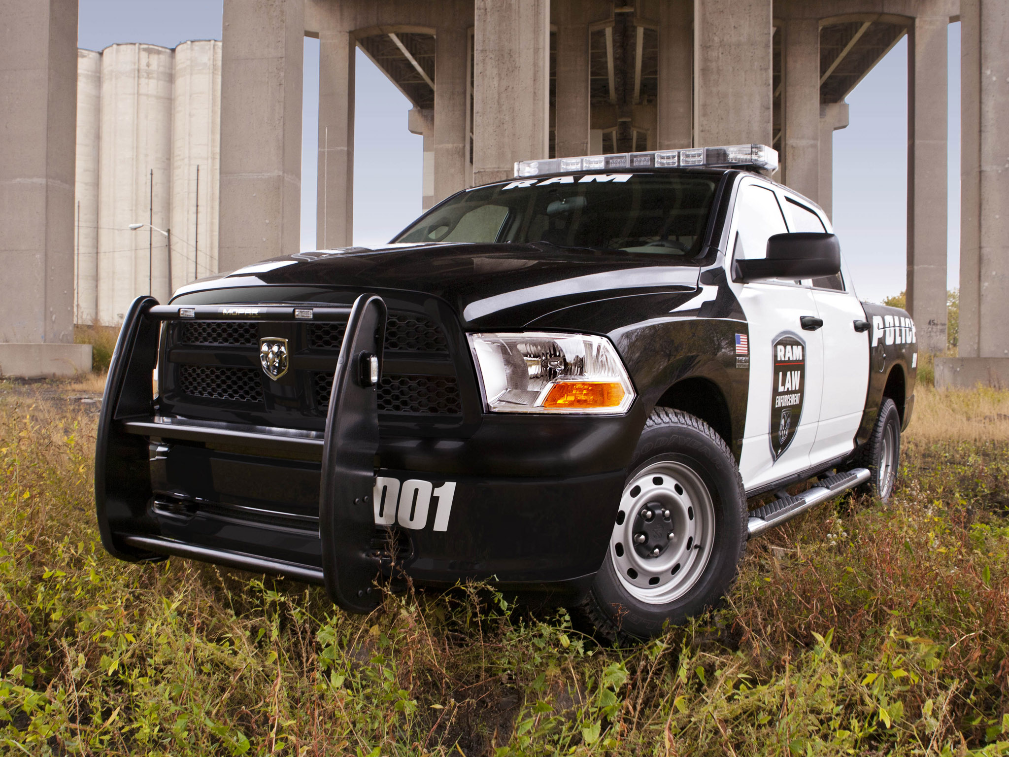 2011 dodge ram 1500 crew cab police truck w wallpaper 2048x1536 108105 wallpaperup. Black Bedroom Furniture Sets. Home Design Ideas