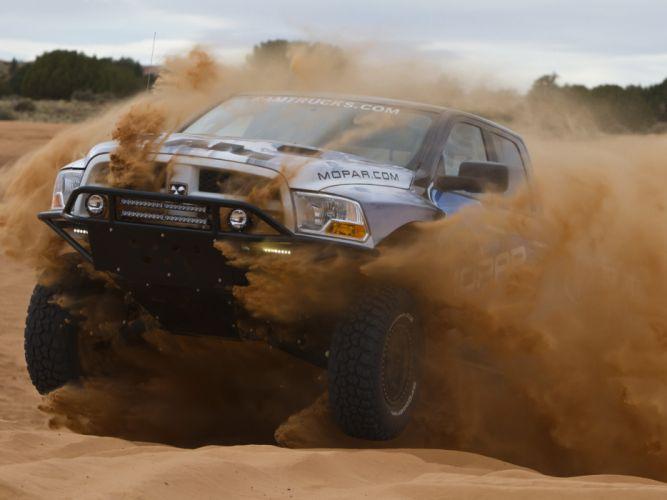 2011 Dodge RAM Mopar Runner Stage-II truck offroad 4x4 ff wallpaper