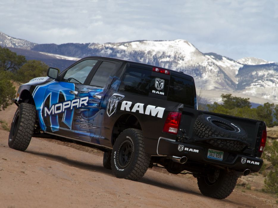 2011 Dodge RAM Mopar Runner Stage-II truck offroad 4x4   f wallpaper