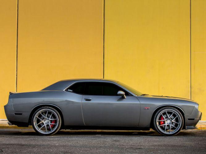 2012 Dodge Challenger SRT8 muscle f wallpaper