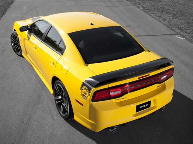 2012 Dodge Charger SRT8 Super Bee muscle d wallpaper