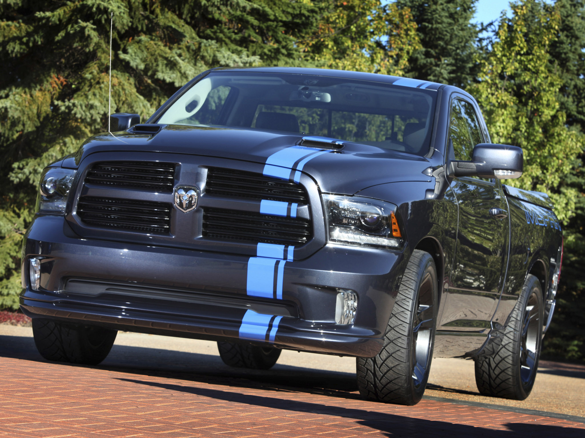 2012 Dodge Ram Urban Mopar truck muscle wallpaper | 2048x1536 | 108150 ...