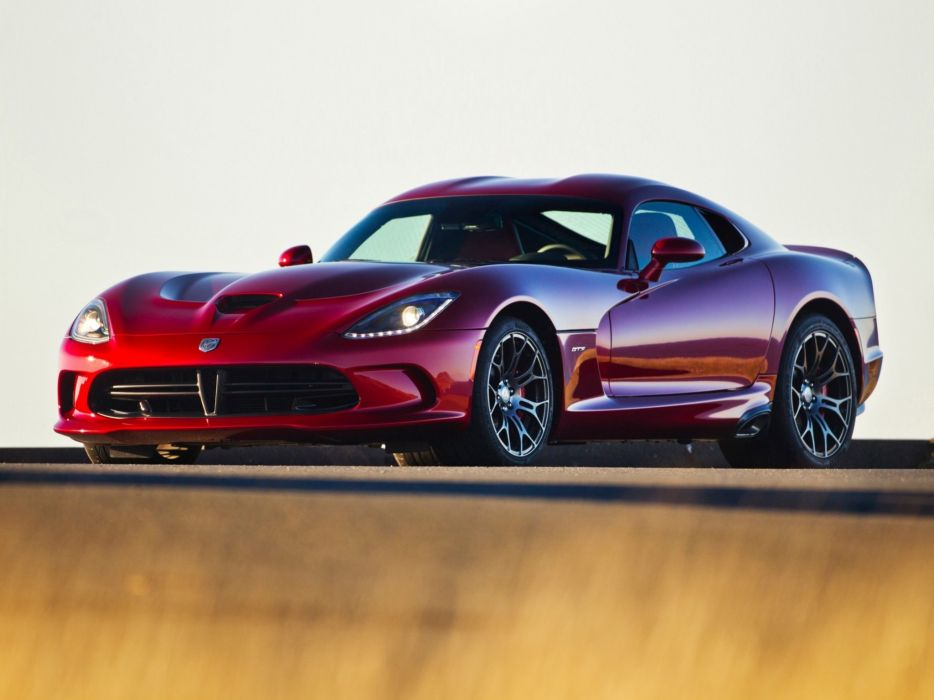 2012 Dodge SRT Viper GTS supercar supercars muscle      f wallpaper