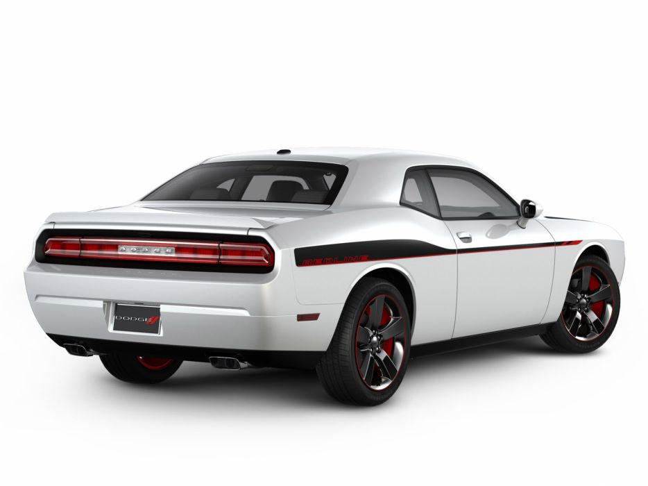 2013 Dodge Challenger R-T Redline muscle    d wallpaper