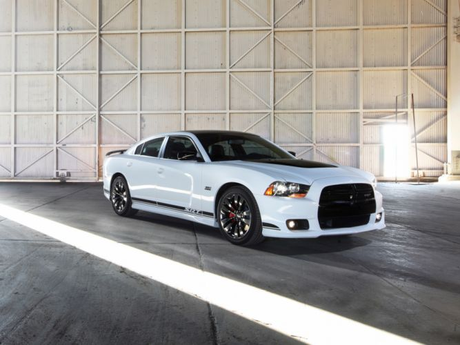 2013 Dodge Charger SRT8 392 muscle wallpaper