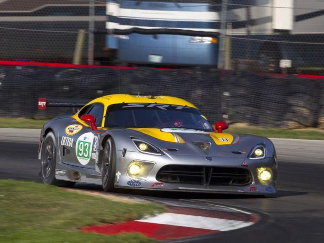 2013 Dodge SRT Viper Le-Mans supercar supercars race racing d wallpaper