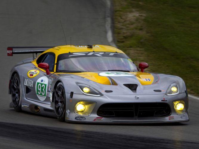 2013 Dodge SRT Viper Le-Mans supercar supercars race racing wallpaper