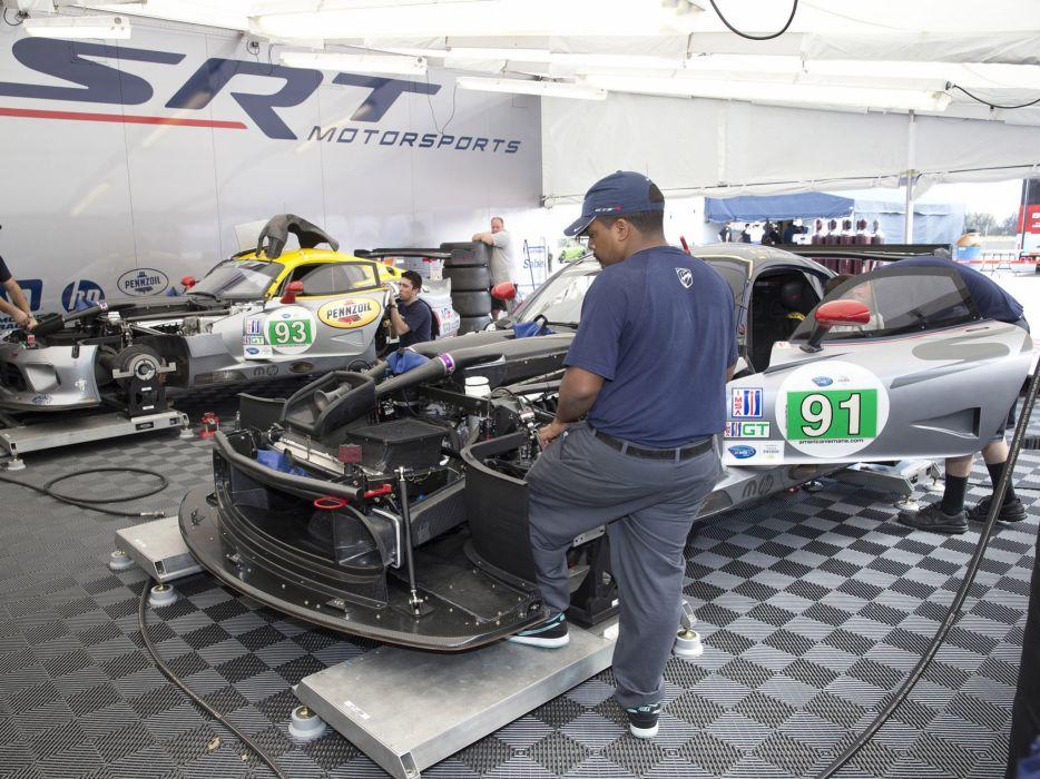 2013 Dodge SRT Viper Le-Mans supercar supercars race racing engine engines wallpaper